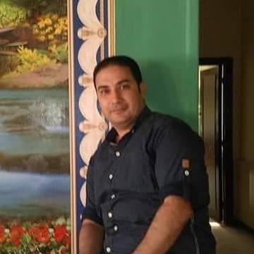 Emad Felefl, 44, Cairo, Egypt