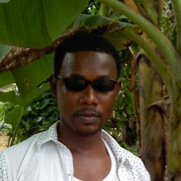Ernest Debrah, 38, Accra, Ghana
