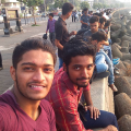 Mike Smith, 24, Mumbai, India