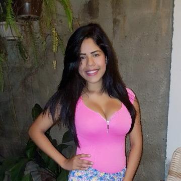 Genesis, 21, Maracay, Venezuela