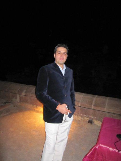 Uday Bawa, 37, New Delhi, India