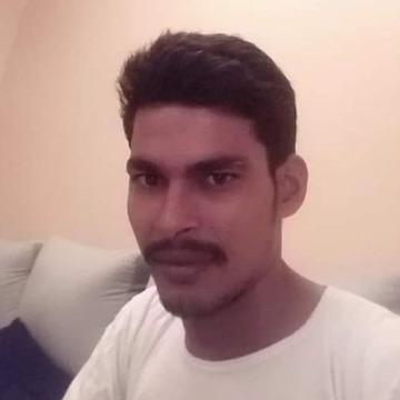 Sirag Bepari, 31, Muscat, Oman
