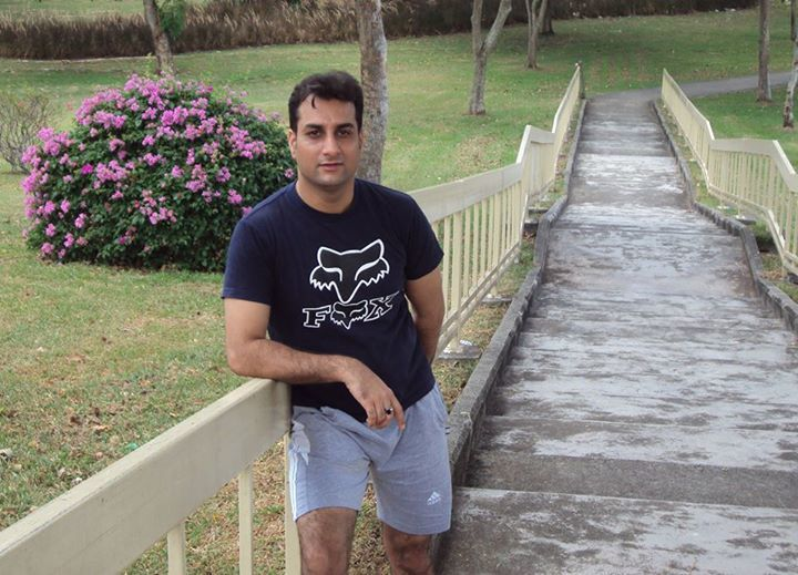 Vishal Tandon, 37, New Delhi, India