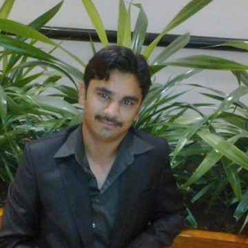 Bilal Maher, 31, Dubai, United Arab Emirates