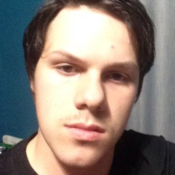 George laskaris, 20, Smithville, Canada