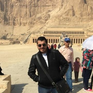 Mina, 36, Cairo, Egypt