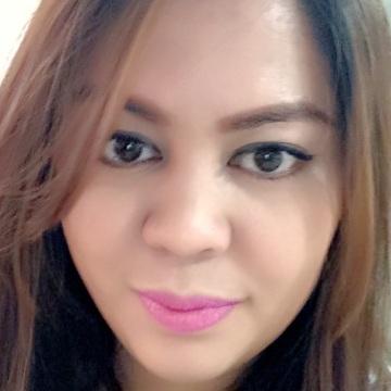 Rhea Mae, 30, Abu Dhabi, United Arab Emirates