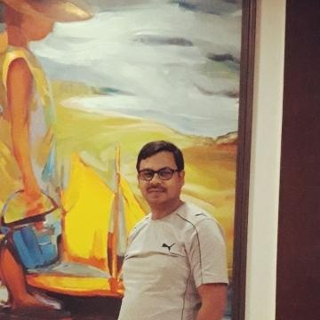 Abhishek Soni, 42, Lucknow, India