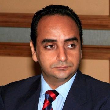 Mohamed Fouad Labib, 42, Alexandria, Egypt