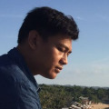 Bagas Pramono, 30, Jakarta, Indonesia