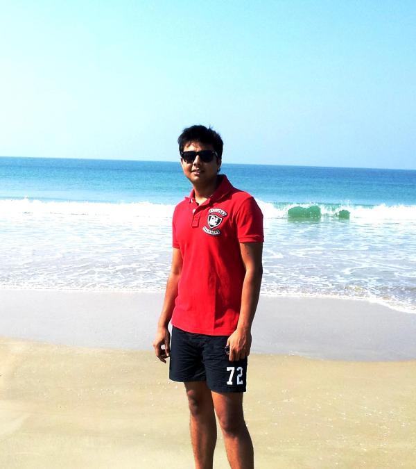 Rupesh, 31, Hyderabad, India
