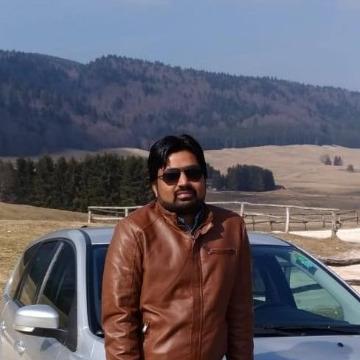 Rohit Dev, 32, New Delhi, India