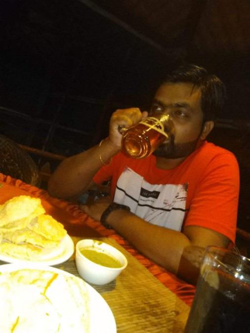 Rohit Dev, 30, New Delhi, India