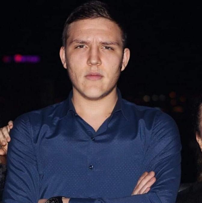 Erolcan Peker, 23, Istanbul, Turkey