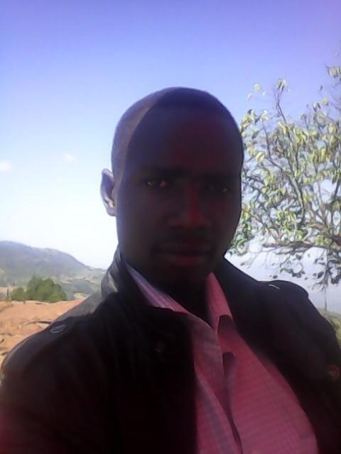 Hosea Biwott, 34, Nairobi, Kenya