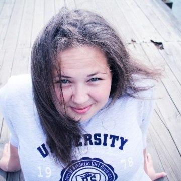 Katya, 24, Saint Petersburg, Russian Federation