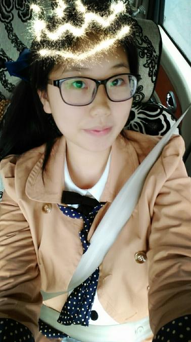 Ma Xijie, 23, Liuzhou, China