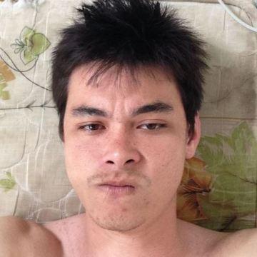 Skipper Hansen, 25, Thai Charoen, Thailand
