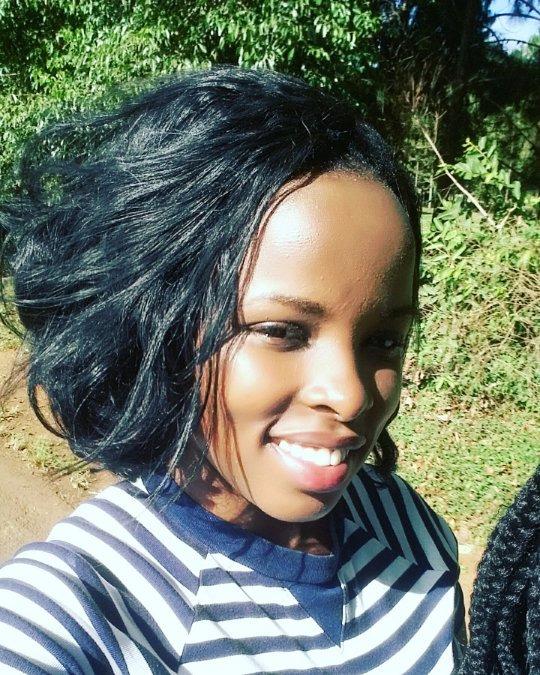 Sandrah  Agasha, 26, Kampala, Uganda