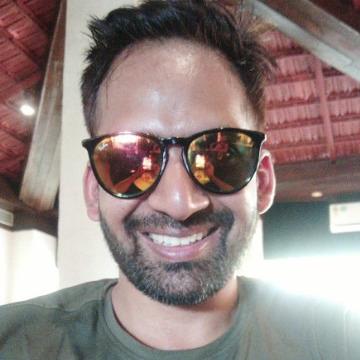 Vaibhav, 34, Jaipur, India