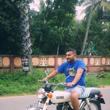 Eranda, 41, Colombo, Sri Lanka