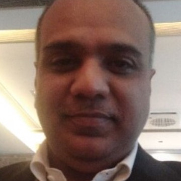 Chandan Lohia, 46, Dubai, United Arab Emirates