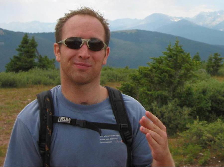 Dave Helt, 39, Avon, United States