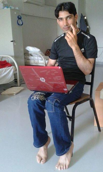 Mohammad Fiazkhan, 32, Abu Dhabi, United Arab Emirates
