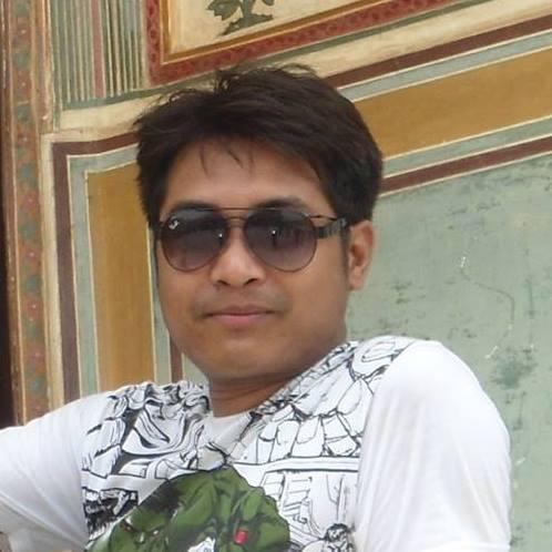 Gautam Bikash, 31, New Delhi, India