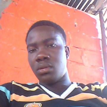 Trokon Bosco Wleyou, 32, Monrovia, Liberia