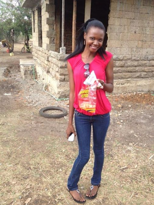 lilian Anyango, 28, Nairobi, Kenya