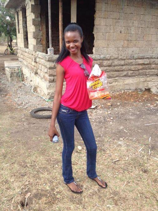 lilian Anyango, 29, Nairobi, Kenya