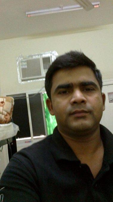 Mudassar hussain, 37, Dubai, United Arab Emirates