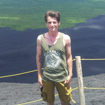 Kyle Millar, 25, El Paso, United States