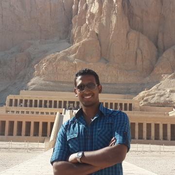 captain ahmed, 30, Cairo, Egypt
