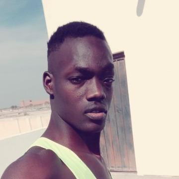 Di King, 26, Doha, Qatar