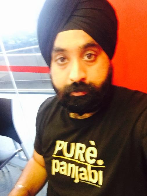 Prabhjot Singh, 32, Bangalore, India