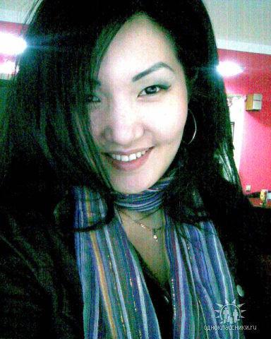 Жазира Мурзабекова, 31,
