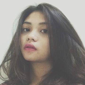 Putri, 26, Bandung, Indonesia