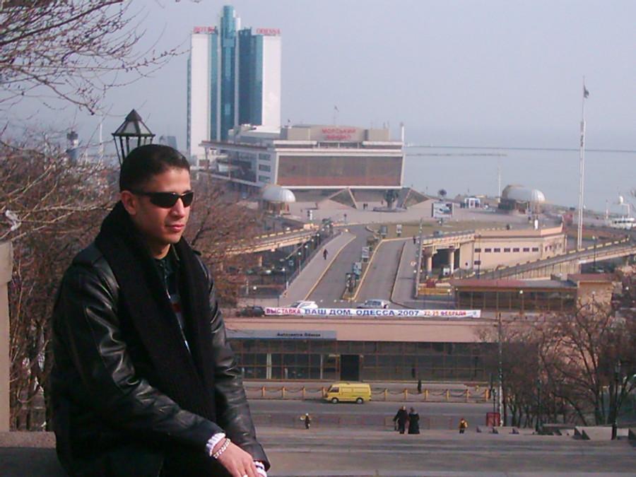 Ali Farouk, 43, Kiev, Ukraine