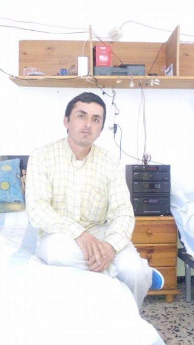 Francisco Benitez Rodriguez, 34, Madrid, Spain