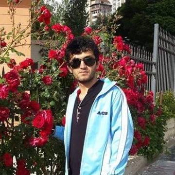 Abdullah Noory, 22, Istanbul, Turkey