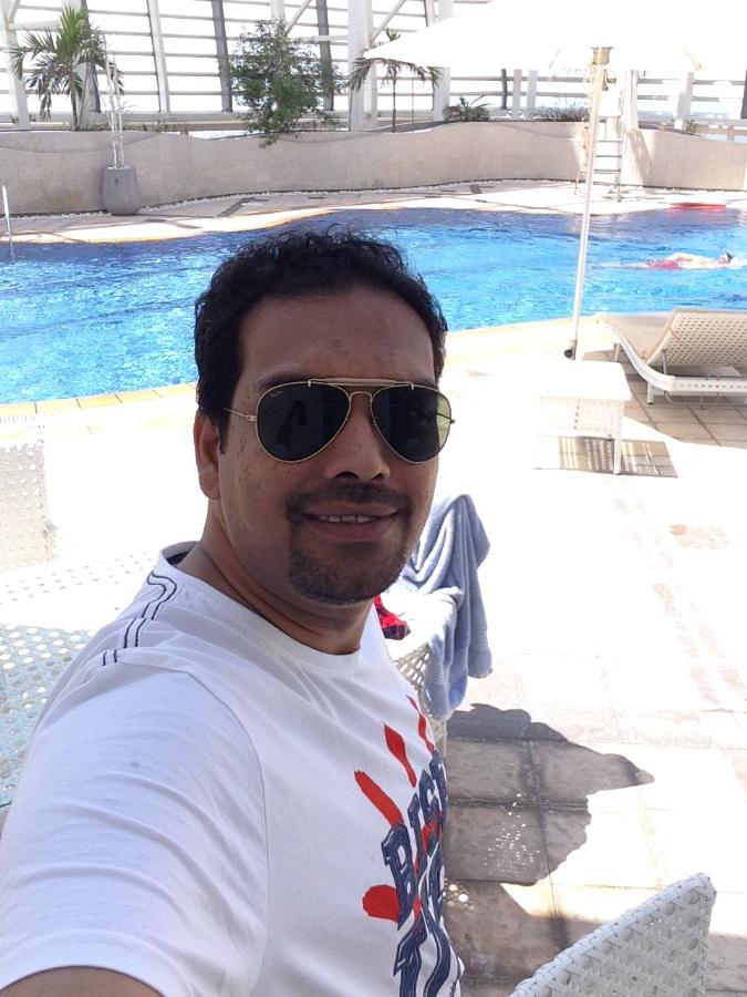 Zulfi Hussain, 36, Dubai, United Arab Emirates