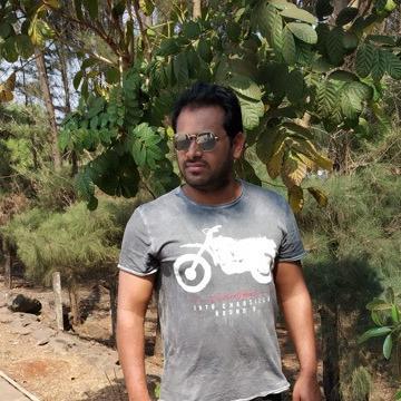 Rohit More, 31, Hyderabad, India