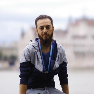 Taha Turan, 28, Ankara, Turkey
