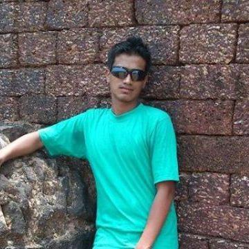 Anush Mascarenhas, 28, Mumbai, India