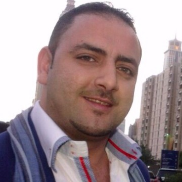 Kaabi, 37, Dubai, United Arab Emirates