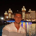 Osman Güngör, 36, Antalya, Turkey