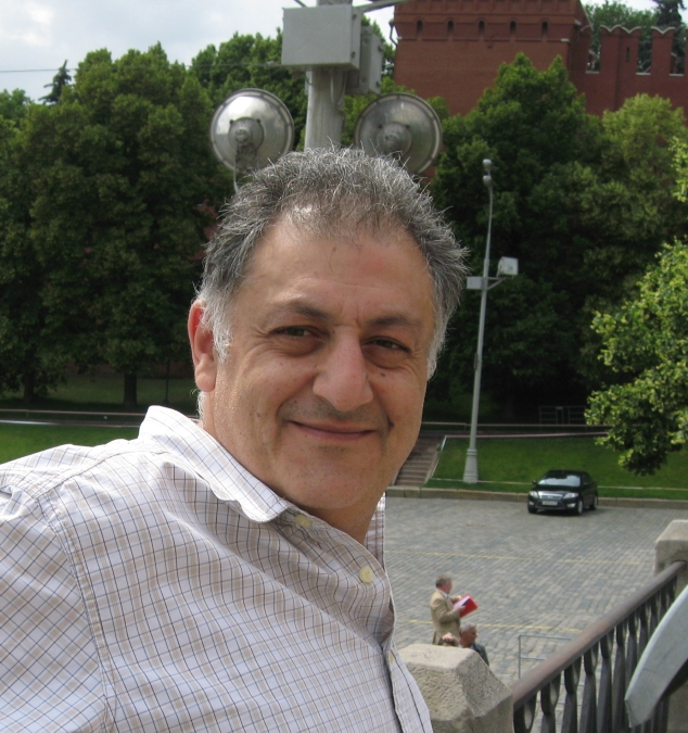 Aram Akopyan, 53, Thessaloniki, Greece