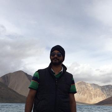 Inderjit Singh, 47, New Delhi, India
